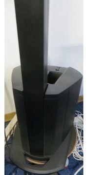 Bose Säulenboxen 130 Watt aus