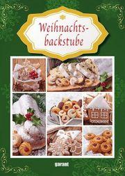 Backbuch mit tollen Rezepten Weihnachten