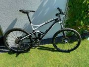 Cannondale Jekyll Carbon Team Montainbike