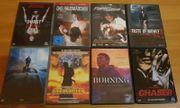 8 Korea Filme DVD Paket