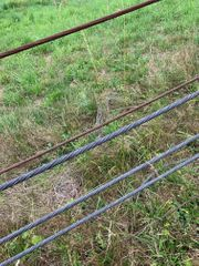 Stahlseile gebraucht - Preis pro Laufmeter