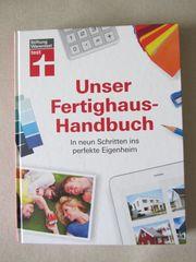 Unser Fertighaushandbuch von Stiftung Warentest