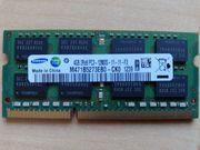 1x Samsung 4GB 2Rx8 PC3