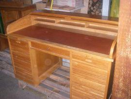 Büromöbel - Schreibtisch Eiche