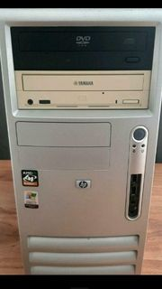 Computer Miditower HP dx5150 MT