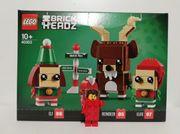 LEGO Brickheadz 085 086 087