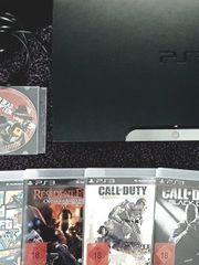 Sony Playstation 3 mit Spiele