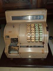 Antik Registrierkasse Kasse Deko Ladenkasse