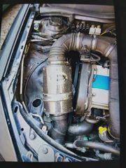 Ansaugung Opel Corsa OPC Astra