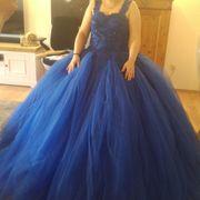 Prestije Hochzeitskleid Verlobung Meeresblau 38-42