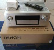 Denon AVR-3313 kompl Zubehör tierfr