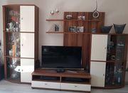 Wohnzimmerschrank 4 Teile