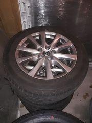 Mazda 6 4xSommerkomplettreifen 225 55