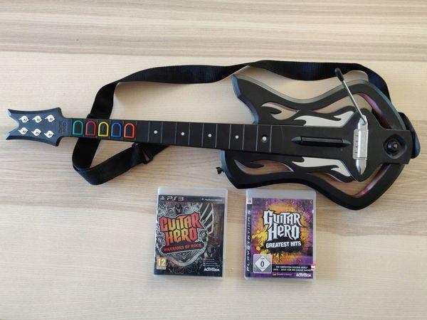 Guitar Hero für Playstation 3