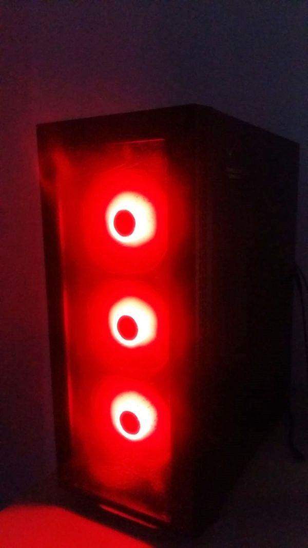 GAMING PC * Ryzen 5 3600 * Wasserkühlung * RX 570 * RGB