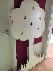 Deko Baum Kinderzimmer Bilderrahmen