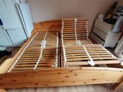 Doppelbett elektrisch