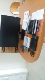 Sammsung LED-TV undPC-Monitor in einem