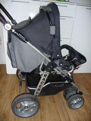 Kinderwagen Baggy Hartan Racer XL