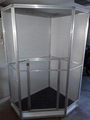 Käfig Eck Käfig Aluminium
