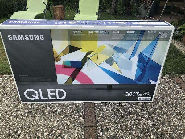 Samsung QLED 4K Q80T 49