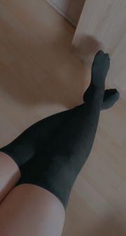 Fußfotos und Videos von mir