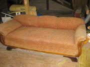 Couch 40er 50er Jahre kautsch
