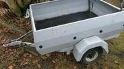 Stanz Stema Anhänger 350 kg