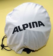 ALPINA Panoramaskihelm