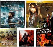 Verschiedene DVDs Steelbook Edition
