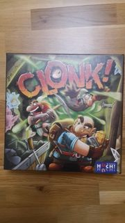 Clonk Clonk Huch Spiel Gesellschaftsspiel