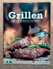 Grillen - Angefeuert Das Buch für