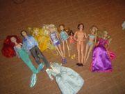 Barbiepuppen Sammlung