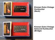 Kinman Pickup Extra Vintage Extra