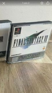 Final Fantasy 7 Sony PlayStation