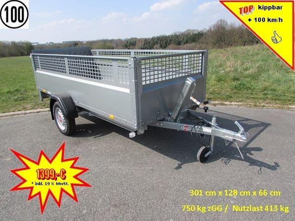 STEMA 750 kg Anhänger 301
