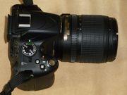 DSLR Kamera Nikon D 5100