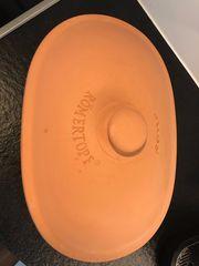 Original Römertopf r oval terracotta
