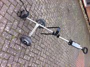 Golf-Trolley pro ace 2-Rad