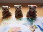 Plüschtier 3 kleine Bären