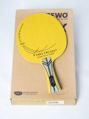 Tischtennisholz -GEWO Velox Alpha Defense-