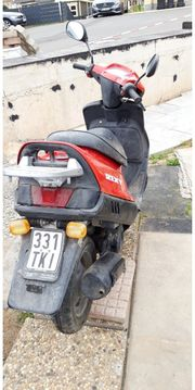 Motorroller REXY 25 50