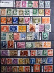 Norwegen 1894-1957