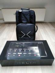 Line6 Helix Guitar Processor Multieffekt