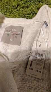 Cecil Strickjacke XL mit Etikett