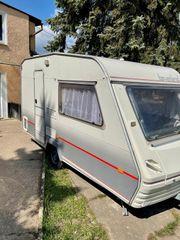 Wohnwagen Camping Anhänger Bayerland