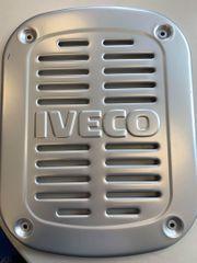 Abdekung für Katalysator für Iveco
