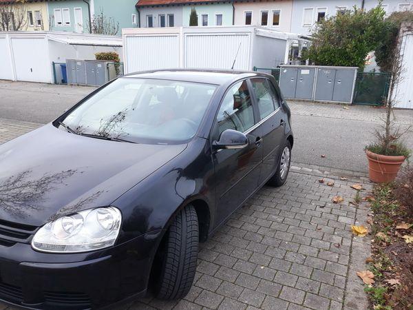 VW Golf 5 Benziner