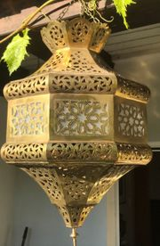 Lampe orientalisch nicht elektrifiziert ca