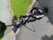Golf Tragebag komplettes Set